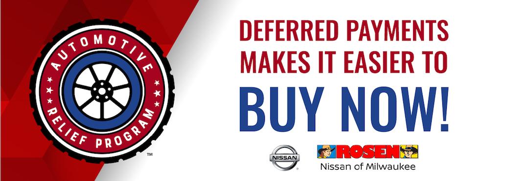 Rosen Nissan Milwaukee ARP Banner