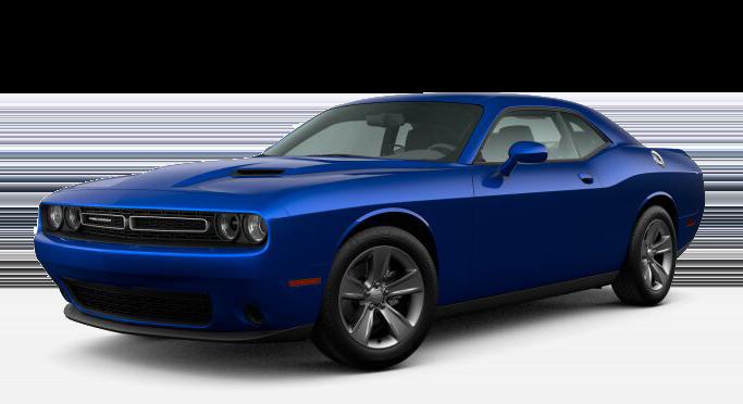 2020 Dodge Challenger Blue