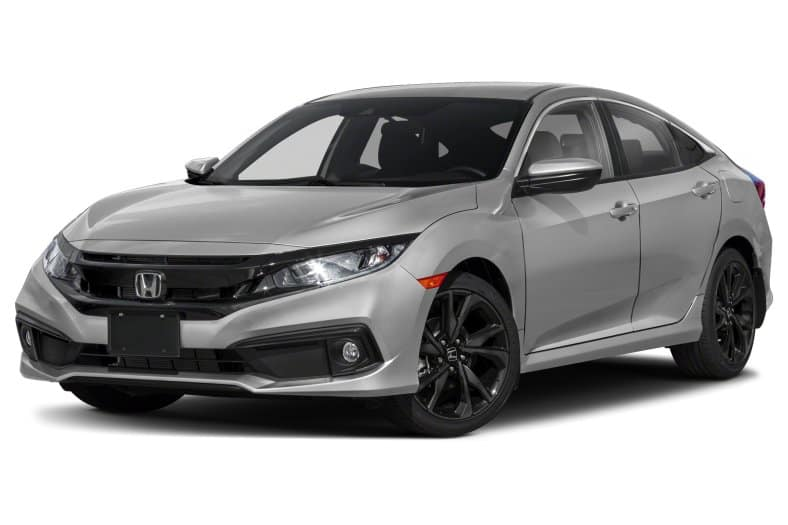 2020 Civic Sport - No B.S.