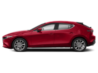 2020 Mazda Mazda3 Hatchback side