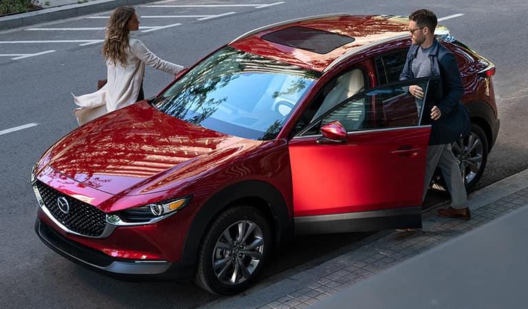 New Mazda CX-30