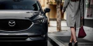 Mazda CX-5 Front Facing