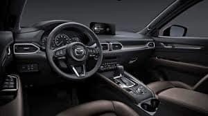 2021 CX-5 Mazda Interior