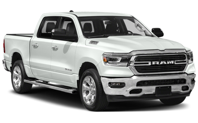2020 Dodge Ram 1500 truck
