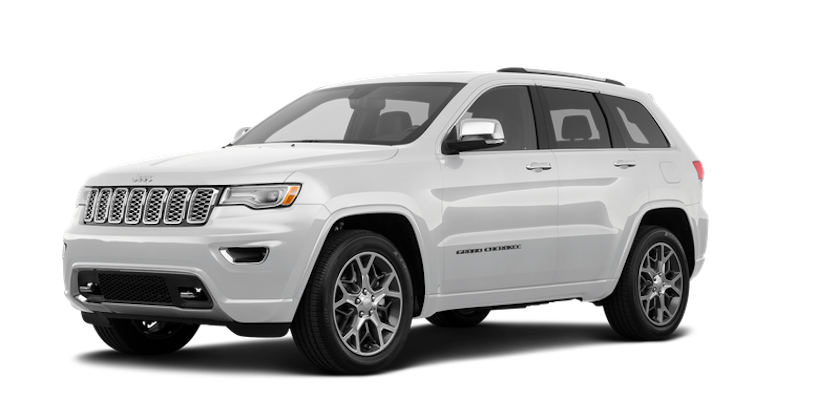 2020 Ford Explorer compared to Jeep Grand Cherokee - Midland, TX