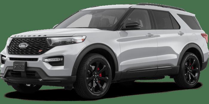 2020 Ford Explorer in Odessa TX