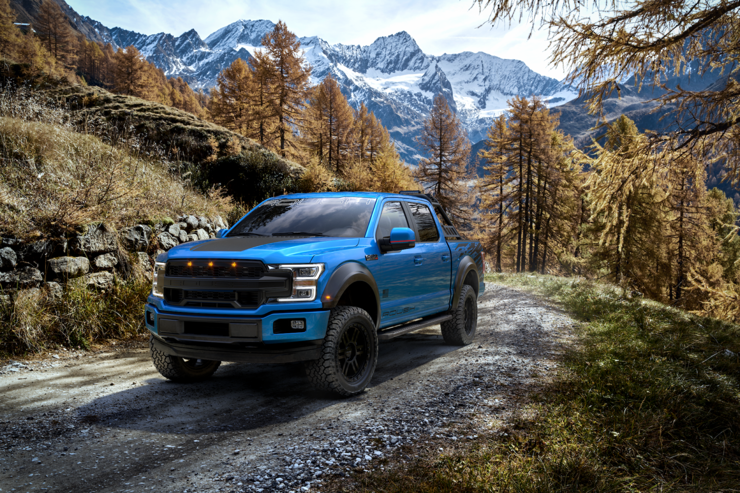 Ford Roush Truck Dealer