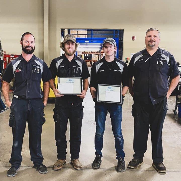 Tech 4- Sewell Auto Technicians
