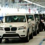 Sewell BMW notes on BMW making its 5 millionth USA made vehicle