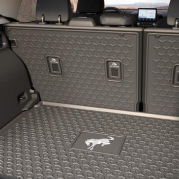 View from the back of the Ford Bronco Sport - available to reserve now
