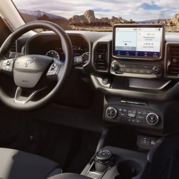 The Ford Bronco Sport has an amazing looking interior. Reserve today at Sewell Ford and get free delivery nationwide.