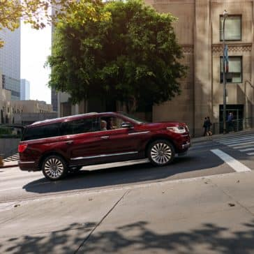 The Lincoln Navigator has Auto Hold Technology. Order online today.