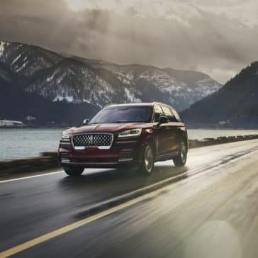 The Lincoln Aviator with Copilot 360