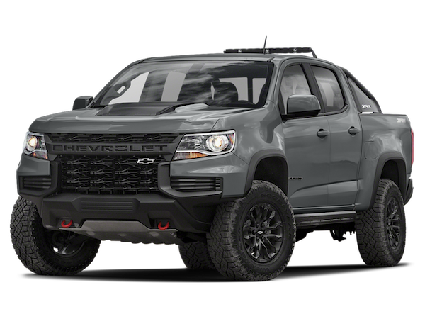 New 2021 Chevy Colorado available at Sewell Chevrolet Dealership in Odessa, TX.