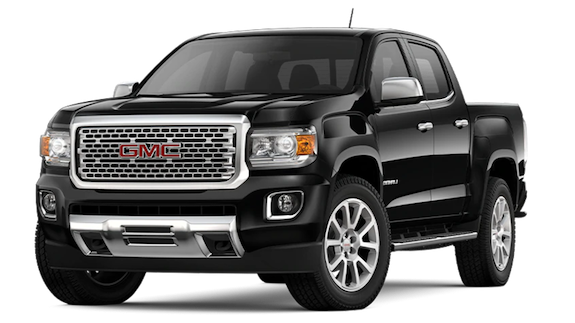 New 2021 GMC Canyon Truck available at Team Sewell Dealership in Odessa, TX.