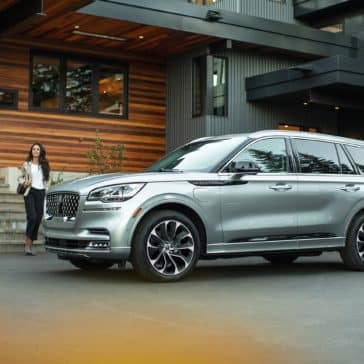 Lincoln Aviator Grand Tour available at Team Sewell Lincoln