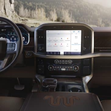 Navigate West Texas with the 2021 Ford F-150 Navigation