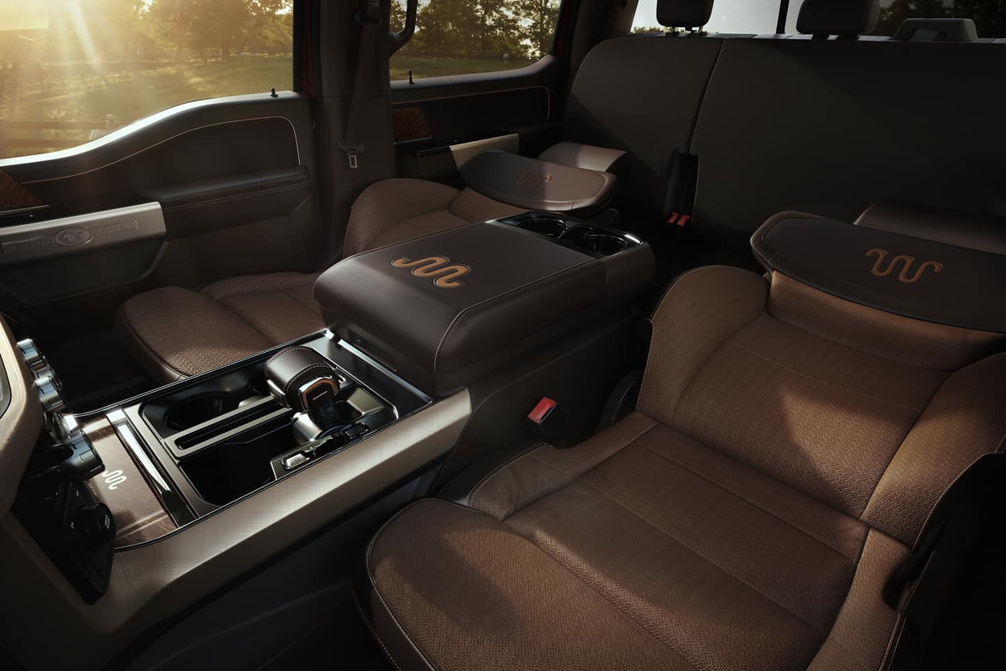 View the spacious Ford F-150 in Odessa, TX