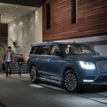 The 2020 Navigator is great for families.