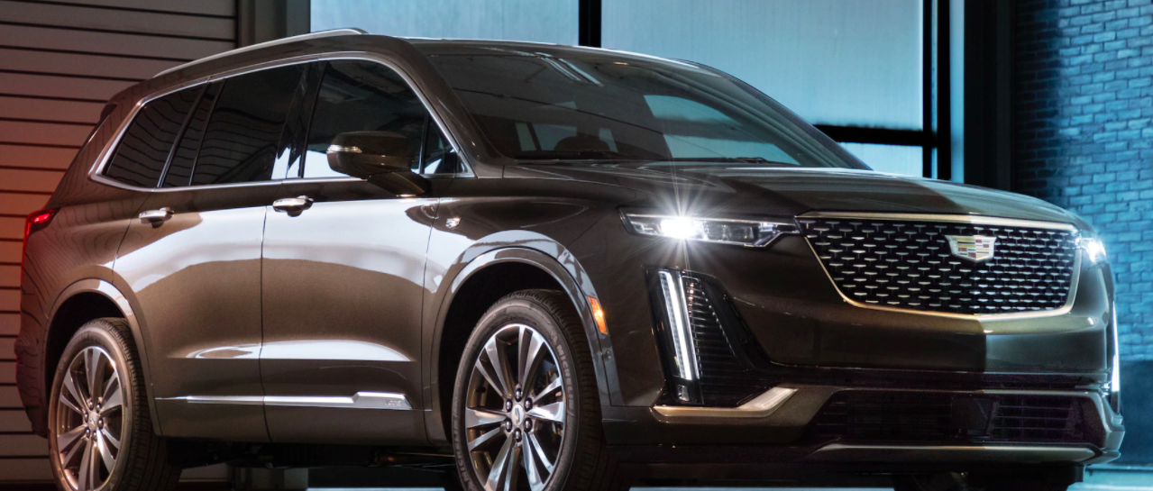 The New Cadillac XT6 dealership