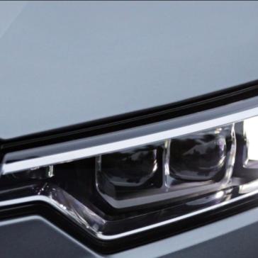 New 2020 XT6 Headlights