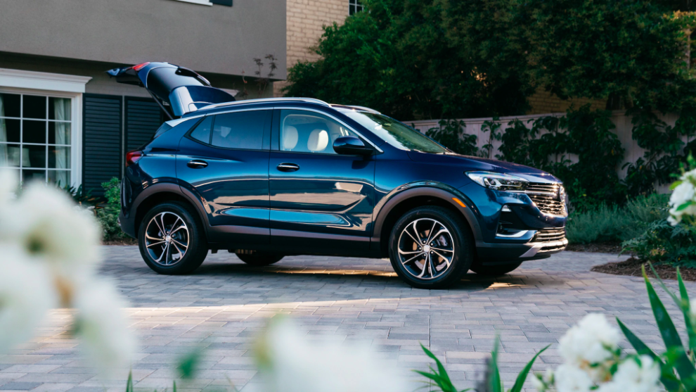 Test drive the New 2021 Buick Encore in Midland, TX
