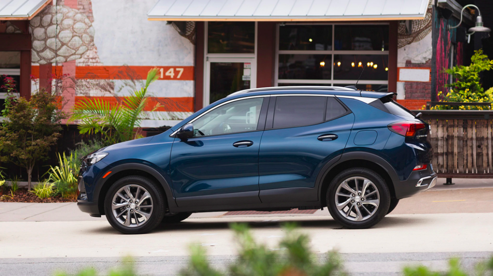 Now you can Drive home the New 2021 Encore