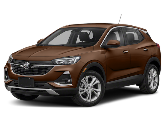 Test drive the New 2021 Buick Encore GX in Odessa, TX