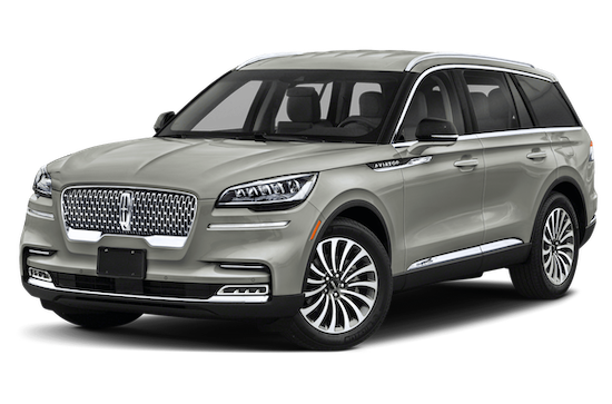The New 2020 Lincoln Aviator SUV is available now at Sewell Lincoln Dealer in Odessa, TX.