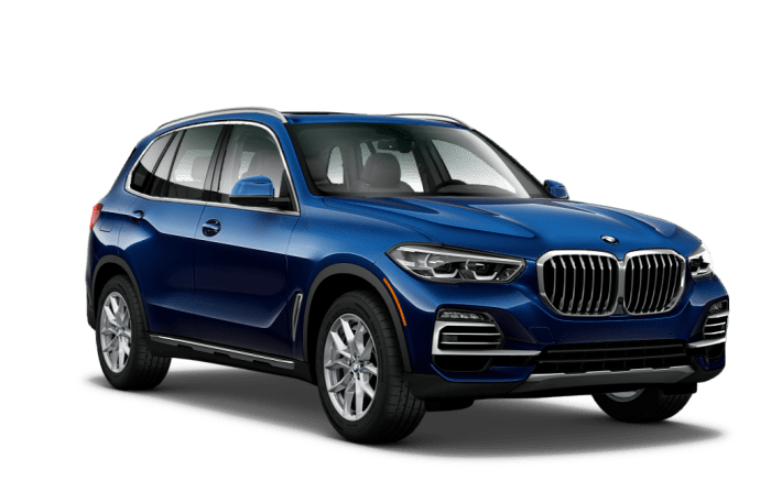 Picture of the new BMW X5 in Odessa and Midland, Texas