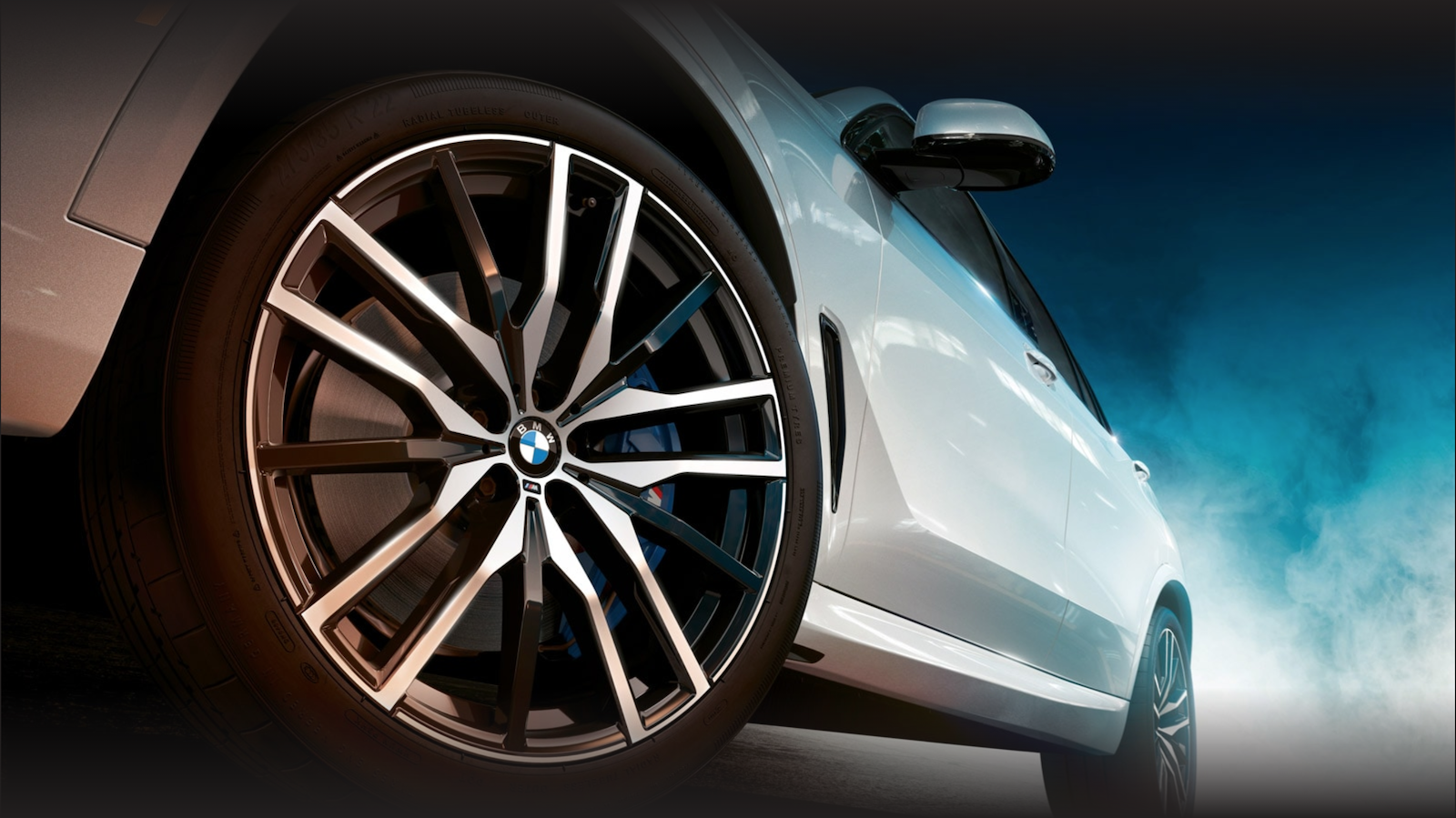 Take these 2021 X5 wheels for a test drive at Team Sewell BMW.
