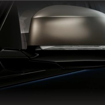 Sleek new 2021 BMW X5 Side Mirror