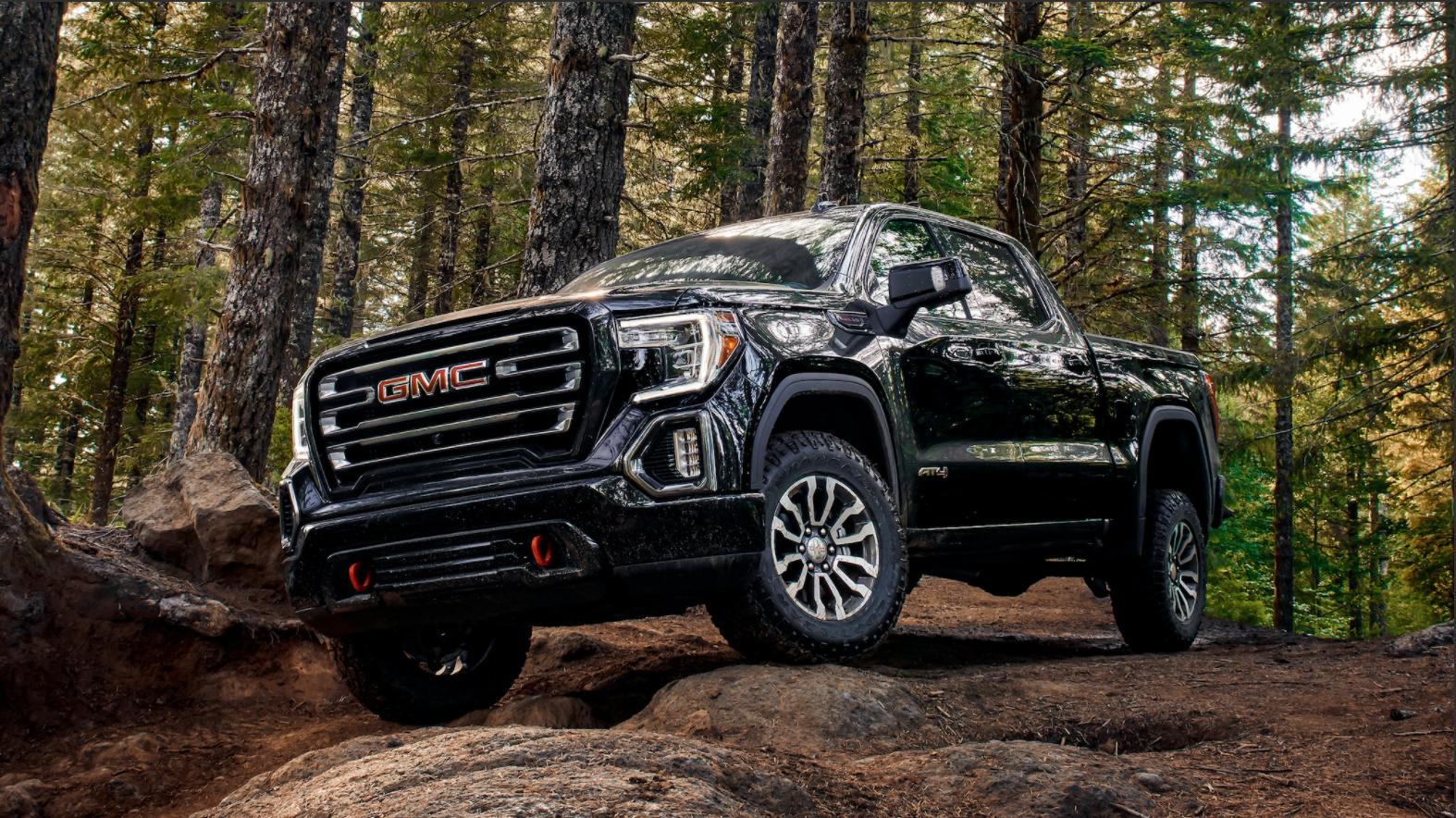 Take the New 2020 GMC Sierra offroad. Take it anywhere.
