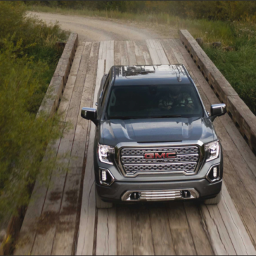 Test Drive the 2020 GMC Sierra truck in Odessa, TX