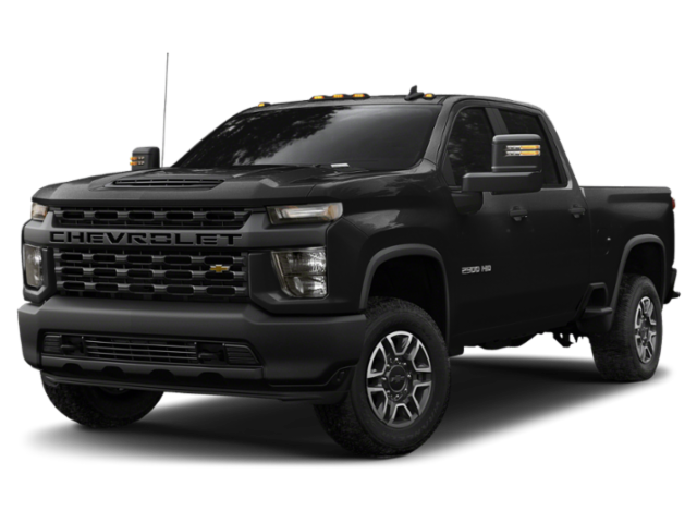 New 2020 Chevrolet Silverado 2500HD truck in all Black. Available now at Sewell Chevrolet in Odessa, TX.