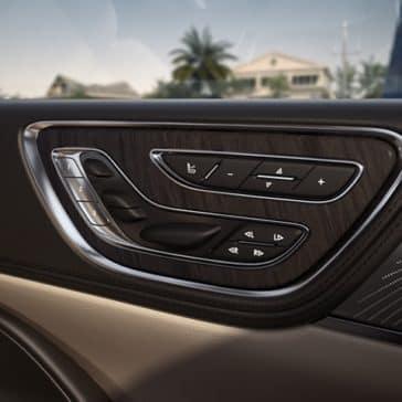 The 2020 version has beautiful luxury interior trim.