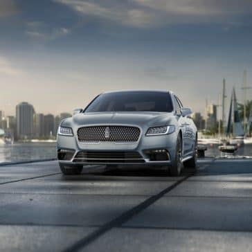 The New 2020 Lincoln Continental in Midland, TX.