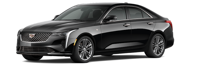 The New 2020 Cadillac CT4 Sedan is available now at Sewell Cadillac Dealership in Odessa, TX.