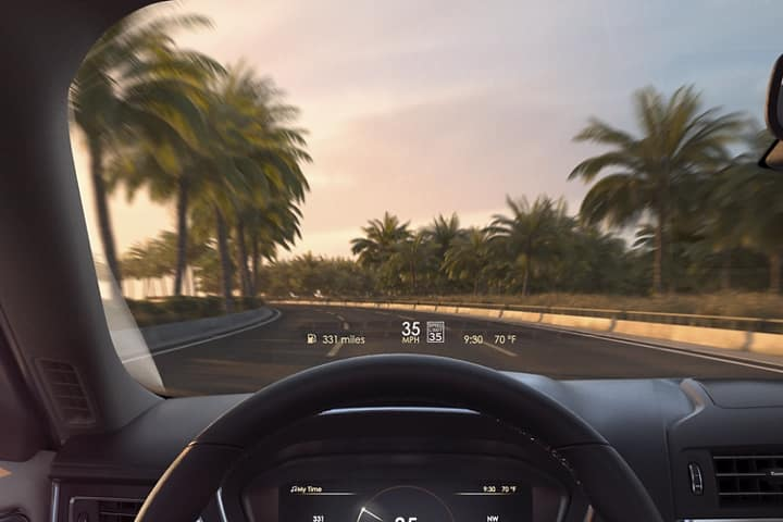 See what it's like to drive a Continental with the latest technology.
