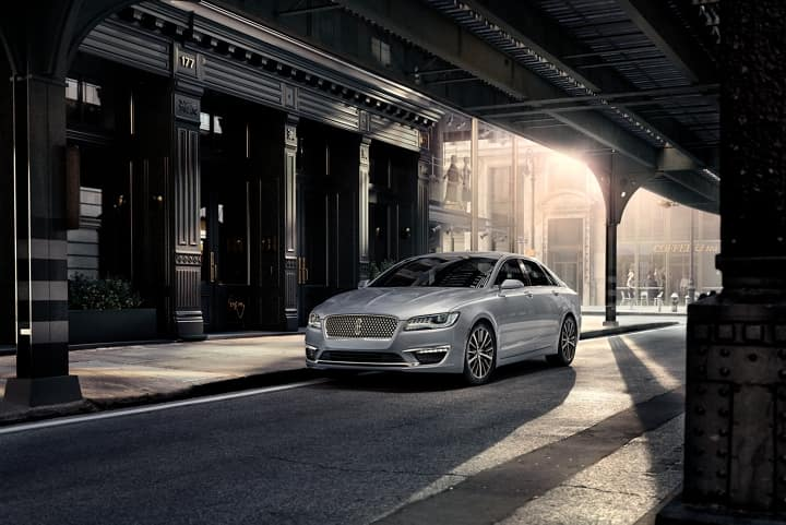 Schedule a test drive in the Lincoln MKZ.