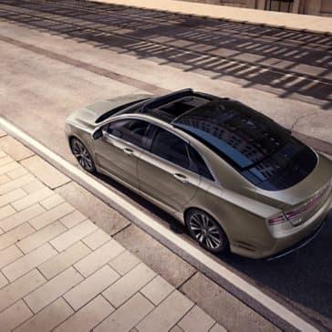Test drive the brand new 2020 MKZ