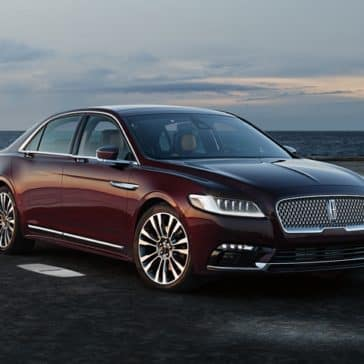 New Continental out on a test drive.