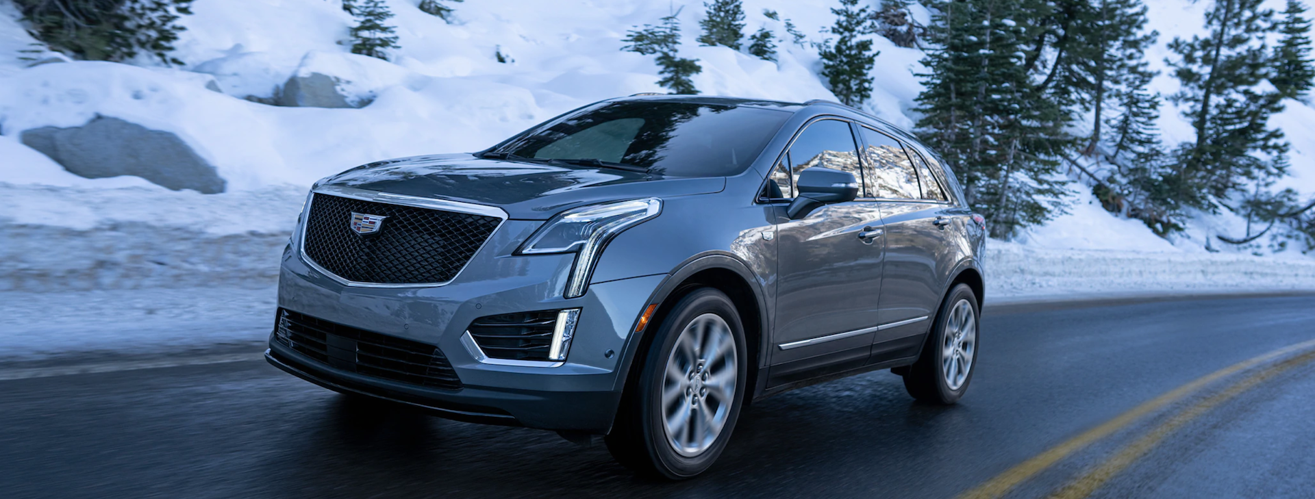 Picture of the New 2021 Cadillac XT5