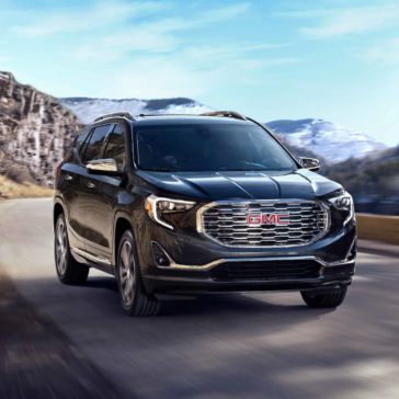 Specs, pricing, and more on the 2020 GMC Terrain SUV