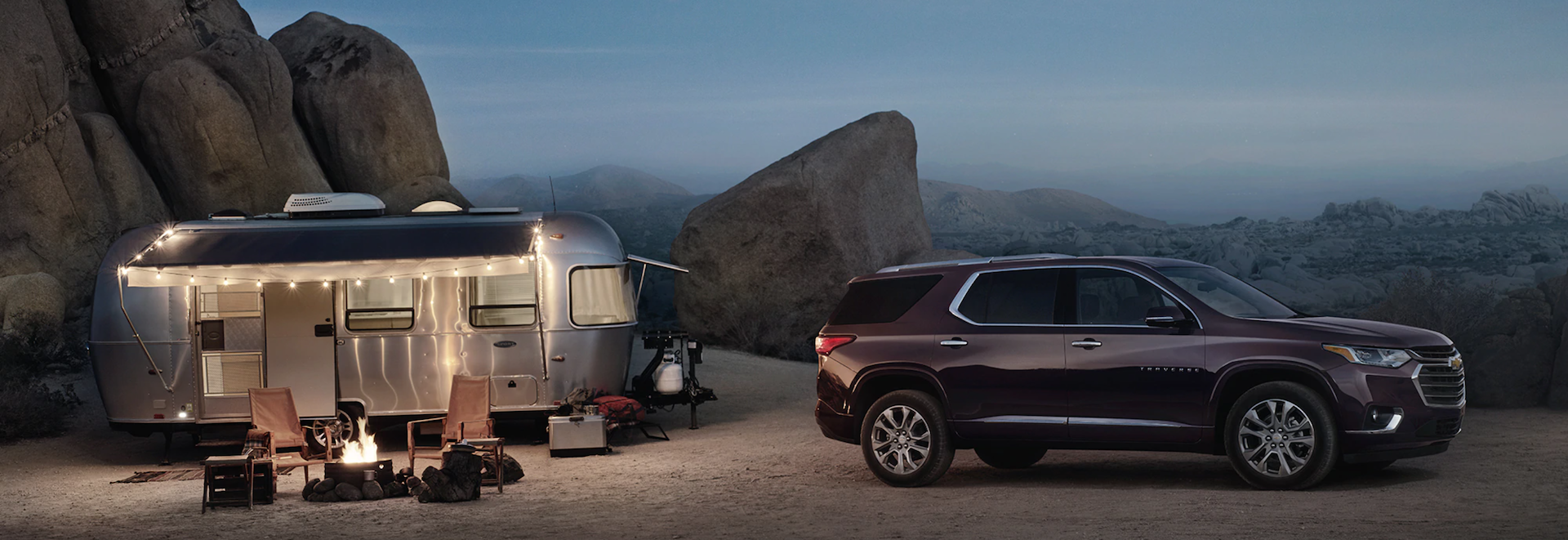 Take the 2021 Chevy Traverse on a Test Drive