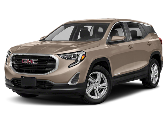 Test drive the New 2020 GMC Terrain SUV at Team Sewell Dealership in Odessa, TX.