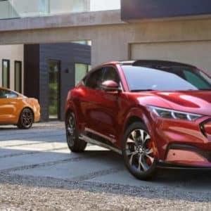 Test drive the Ford Mach e in Odessa TX