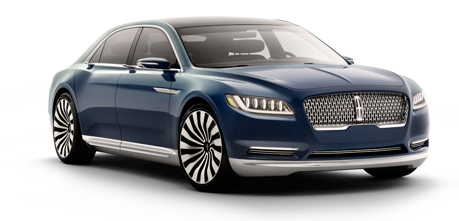 New 2020 Lincoln Continental in Odessa, TX at Team Sewell