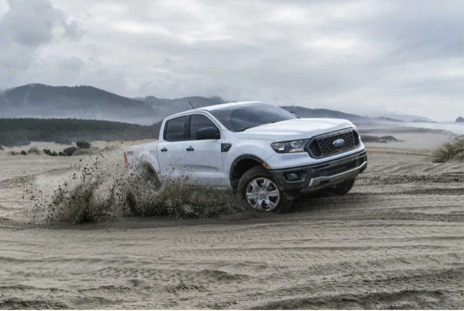 Picture of the 2020 Ford Ranger available in Odessa TX