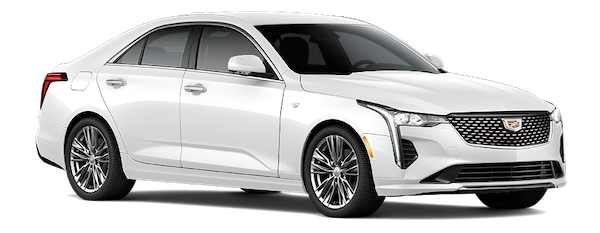 Test drive the New Cadillac CT4 at Sewell Cadillac in Odessa, TX